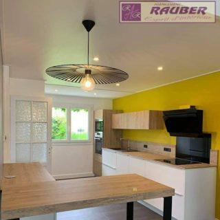 Agencement Rauber vous propose d'égayer votre maison avec des cuisines lumineuses.  www.agencement-rauber.com  #agencementrauber #cuisineroanne #roanne #rénovationcuisine